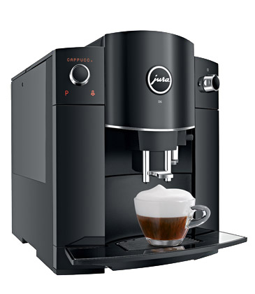 Jura D6 Piano Black koffiemachine
