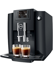 Jura E60 coffee machine