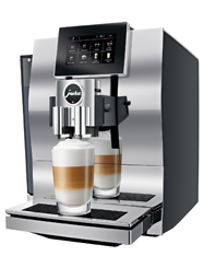 Jura Z8 Chrome coffee machine